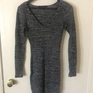 Dynamite Cozy Sweater dress